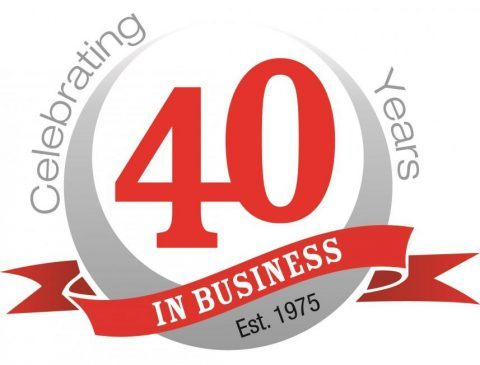 We are Celebrating 40 Years of Service Excellence