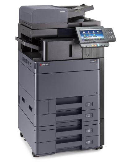 TASKalfa 2552ci with 4 trays @ www.multifaxdds.com.au