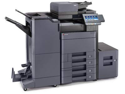 TASKalfa 2552ci with 4 trays and side deck @ www.multifaxdds.com.au