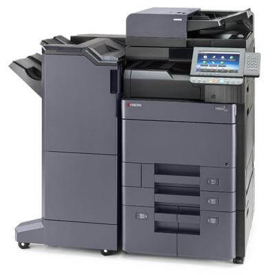 TASKalfa 2552ci with 4,000 sheet Finisher @ www.multifaxdds.com.au