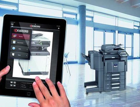 Experience the Freedom of Kyocera Mobile Print