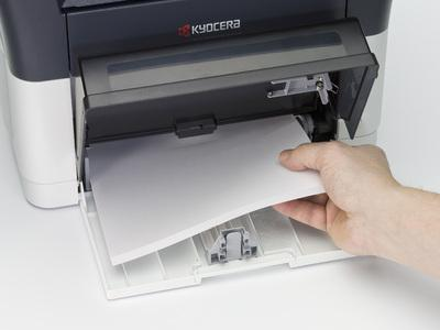 Kyocera Ecosys FS-1320-25MFP paper feed @ www.multifaxdds.com.au