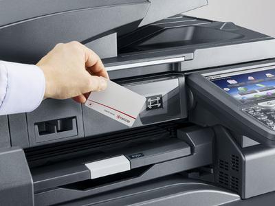 Kyocera TASKalfa 4501i IC card reader @ www.multifaxdds.com.au