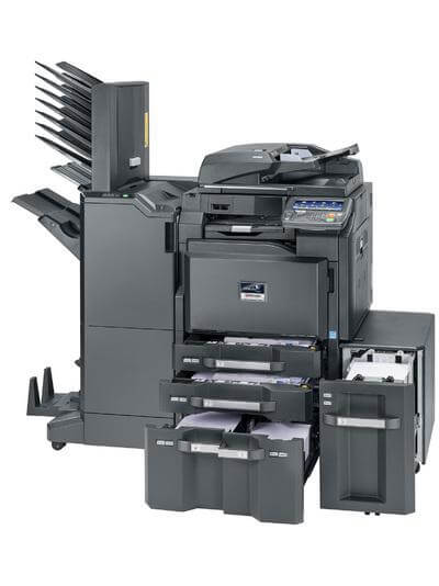 Kyocera TASKalfa 4501i exposed @ www.multifaxdds.com.au