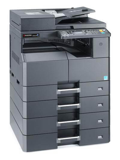 TASKalfa 1800 with Document Feeder and 4 Trays @ www.multifaxdds.com.au