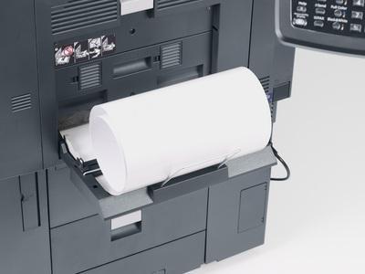 TASKalfa 8001i Banner Printing @ www.multifaxdds.com.au