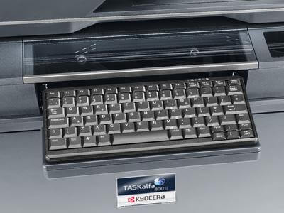 TASKalfa 8001i Optional Keyboard @ www.multifaxdds.com.au