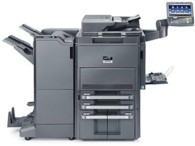 TASKalfa 8001i with Booklet Finisher @ www.multifaxdds.com.au