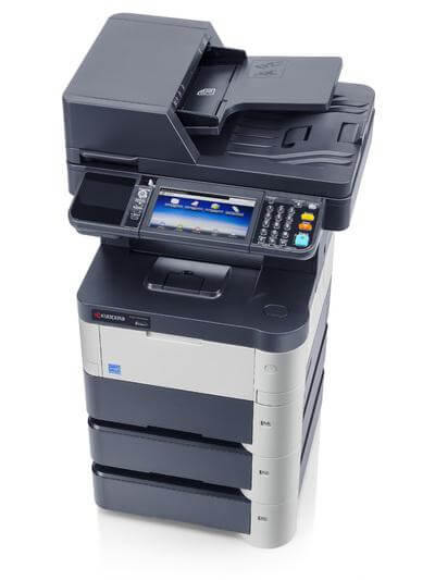 M3540idn with 3 trays Top @ www.multifaxdds.com.au
