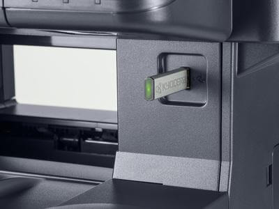 M3550idn USB Host Printing @ www.multifaxdds.com.au