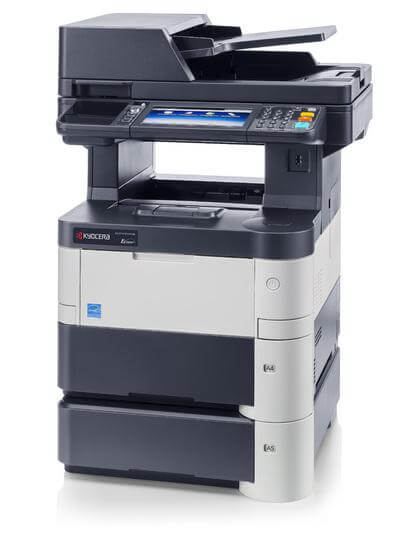 M3550idn with 2 trays RH @ www.multifaxdds.com.au
