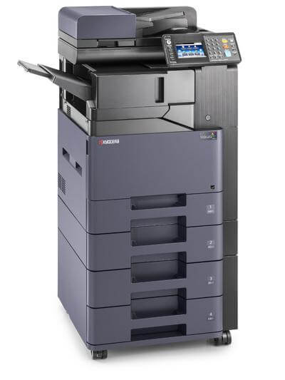 TASKalfa 306ci with 4 trays LH @ www.multifaxdds.com.au