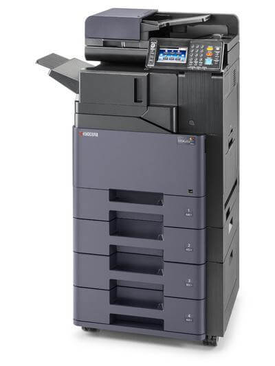 TASKalfa 306ci with 4 trays RH @ www.multifaxdds.com.au