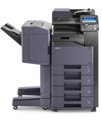 TASKalfa 356ci with Document Finisher @ www.multifaxdds.com.au
