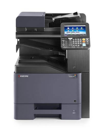 TASKalfa 356ci with internal finisher @ www.multifaxdds.com.au