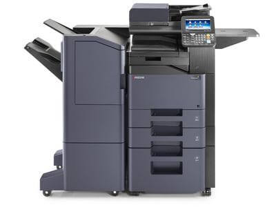 TASKalfa 356ci with large capacity Document Finisher @ www.multifaxdds.com.au