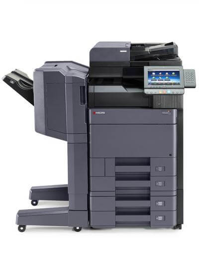 TASKalfa 2552ci with 4 trays and 1,000 sheet Finisher @ www.multifaxdds.com.au
