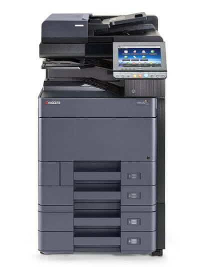 TASKalfa 3252ci with 4 trays @ www.multifaxdds.com.au