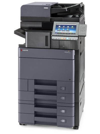 TASKalfa 3252ci with 4 trays RH @ www.multifaxdds.com.au