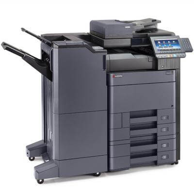 TASKalfa 3252ci with 4,000 sheet Finisher @ www.multifaxdds.com.au