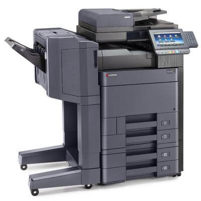 TASKalfa 5052ci with 4 trays and 1,000 sheet Finisher @ www.multifaxdds.com.au