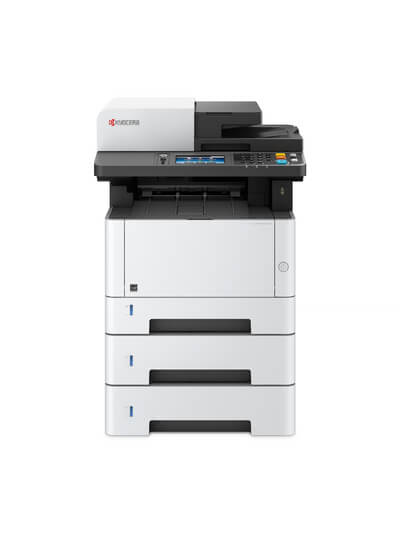 Kyocera ECOSYS M2640idw with three trays @ www.multifaxdds.com.au