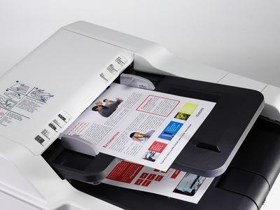 Kyocera SMART FS-C8520MFP document feeder @ www.multifaxdds.com.au