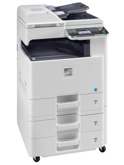 Kyocera SMART FS-C8520MFP with PF471 @ www.multifaxdds.com.au