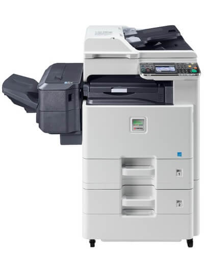Kyocera SMART FS-C8525MFP with PF470 @ www.multifaxdds.com.au