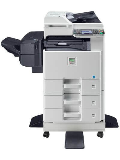 Kyocera SMART FS-C8525MFP with PF471 and finisher@ www.multifaxdds.com.au