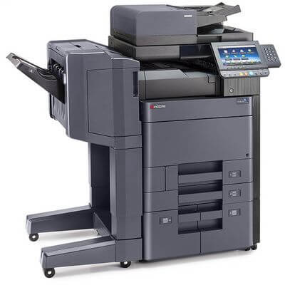 TASKalfa 4002i with 1000 sheet finisher @ www.multifaxdds.com.au