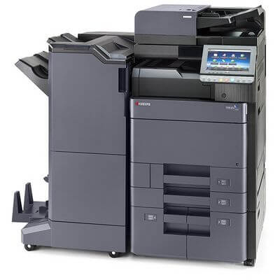 TASKalfa 4002i with 4000 sheet finisher @ www.multifaxdds.com.au