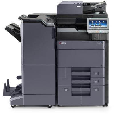 TASKalfa 6002i with 400 sheet Finisher and Booklet Folding @ www.multifaxdds.com.au