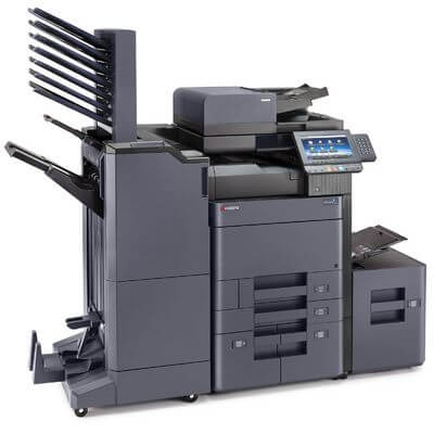 TASKalfa 6002i with Mail Bins @ www.multifaxdds.com.au